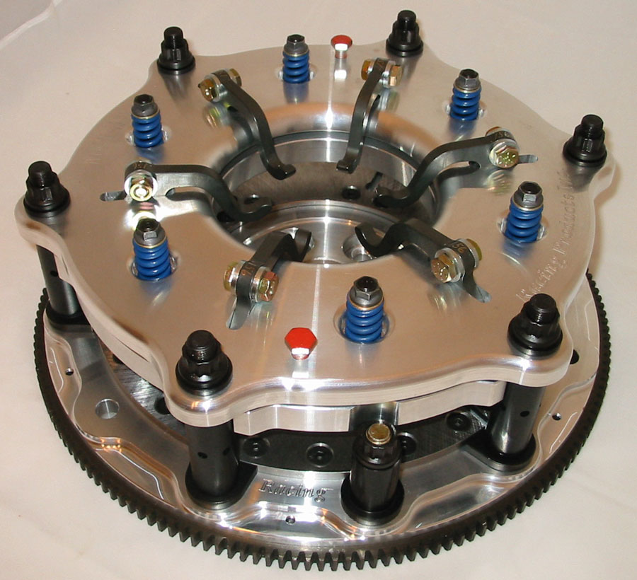 Tractor Puller Clutches : Mrp racing